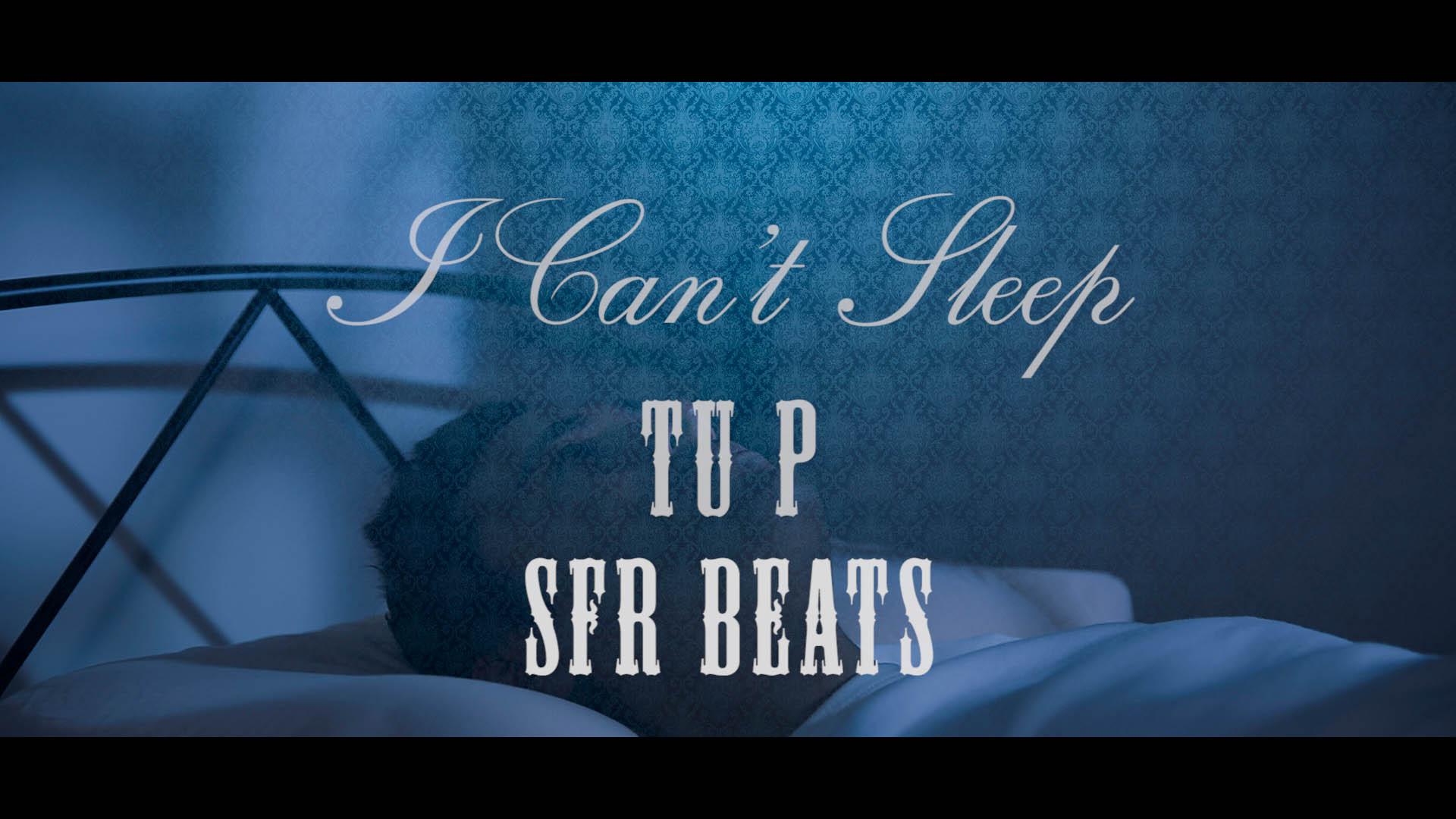 I Can't Sleep Music Video Thumbnail